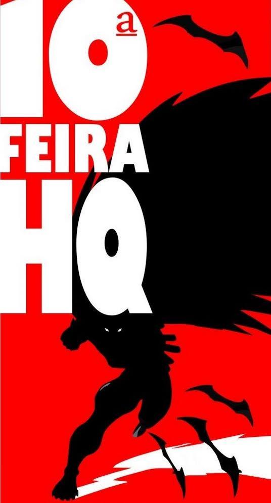 10ª Feira HQ