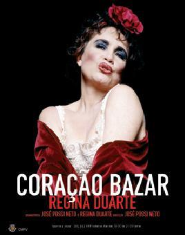 Coração Bazar - Regina Duarte