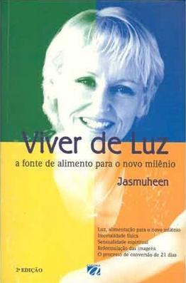 Viver de Luz - Ellen Greve (Jasmuheen)