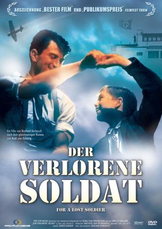 Der verlorene Soldat DVD VK.indd