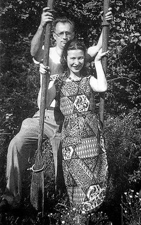 Simone de Beauvoir e Nelson Algren
