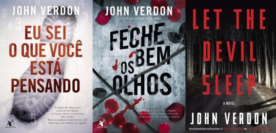 Livros - John Verdon