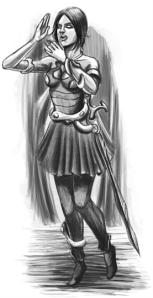 Crônicas dos Senhores de Castelo - Laryssa