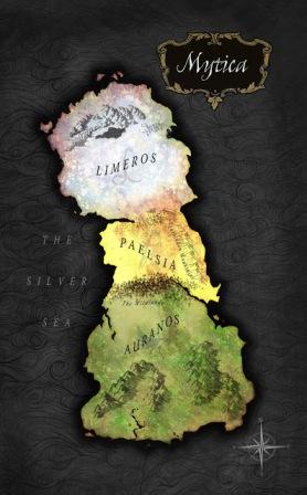Mapa - A Queda dos Reinos