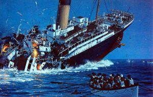 Titanic Náufrago