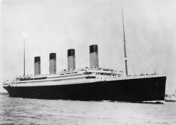 Titanic Smithsonian