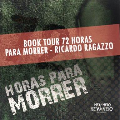 Book Tour - 72 Horas para Morrer