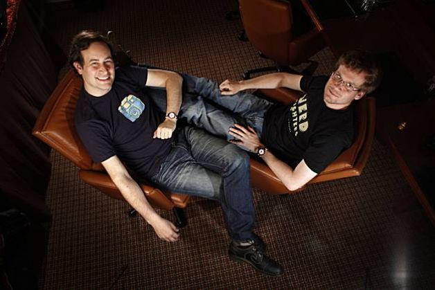 David Levithan e John Green
