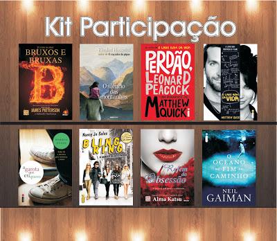 Prêmios - Gincana Literária 2013