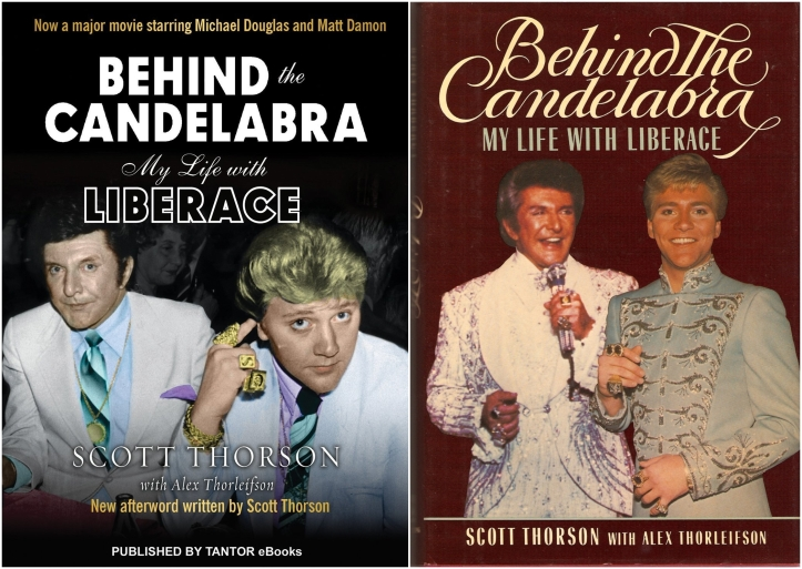 Capas de Behind the Candelabra: My Life With Liberace