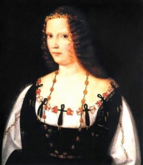 Retrato de uma Mulher (presumido retrato de Lucrezia Borgia)