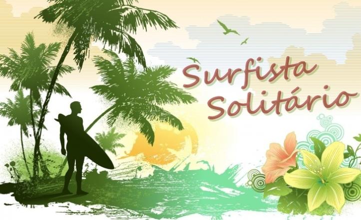 Surfista Solitário