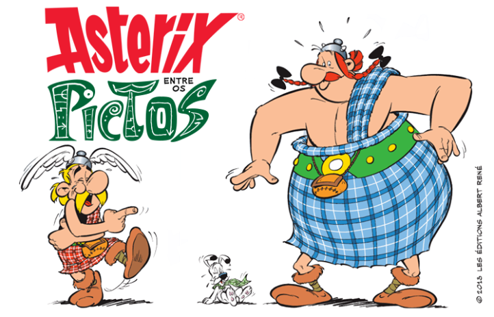 Asterix e os Pictos