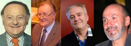 René Goscinny, Albert Uderzo, Didier Conrad e Jean-Yves Ferri