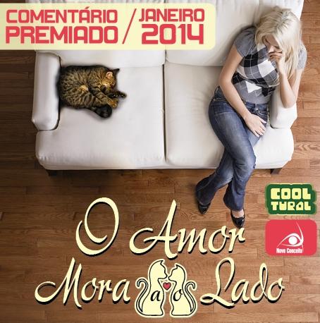 Banner - Comentário Premiado - O Amor Mora ao Lado