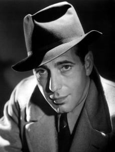 Humphrey Bogart - by George Hurrell