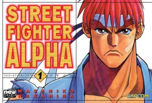Street Fighter Alpha, nº 01