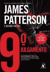 9º Julgamento, de James Patterson