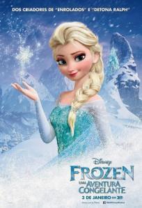 Frozen Cartaz
