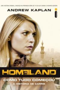 Homeland - Como Tudo Começou, de Andrew Kaplan