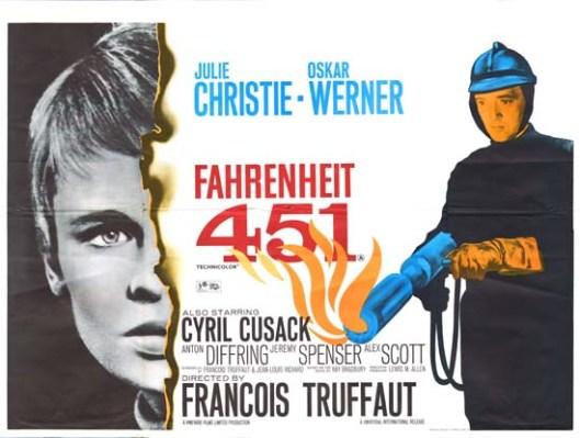 Fahrenheit 451 (Filme)