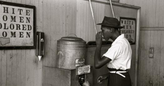 Segregação Racial nos EUA