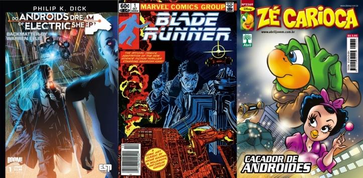 Quadrinhos baseados no livro e/ou filme.