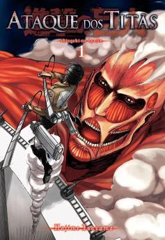 Ataque dos Titãs #01
