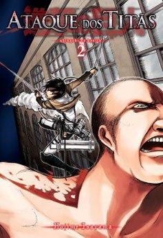 Ataque dos Titãs #02