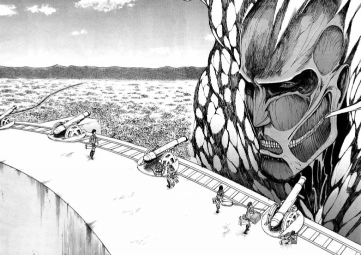 Ataque dos Titãs (Mangá)