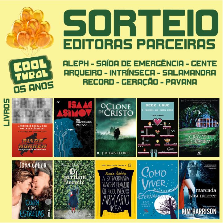 Banner - Editoras Parceiras
