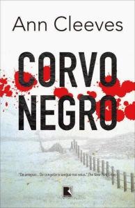 Corvo Negro, de Ann Cleeves
