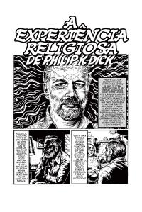 A experiência religiosa de Philip K. Dick (Pág01)