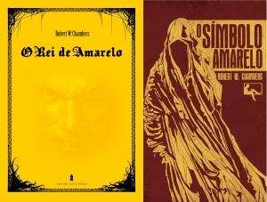 capas rei de amarelo clock tower arte e letra