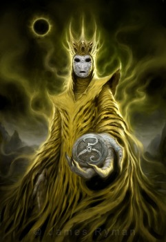 Hastur by James Ryman ©2008-2014 namesjames