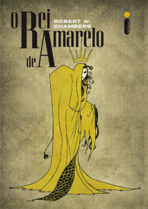 rei de amarelo capa