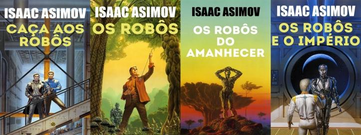 Série Robôs