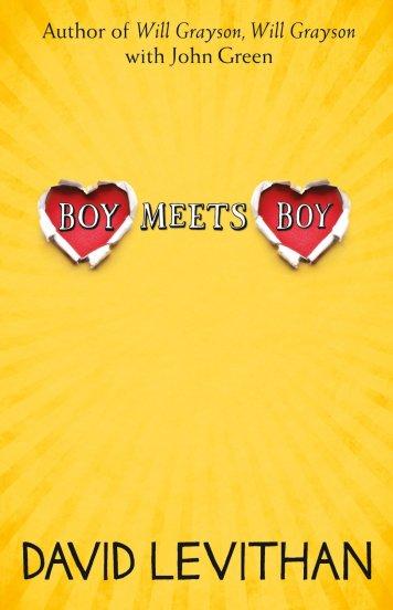 Boy Meets Boy (Capa)