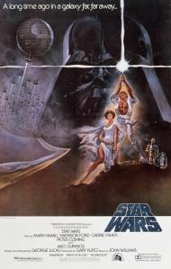 Star Wars, Episódio IV - Uma Nova Esperança (Poster)