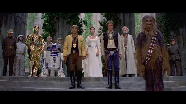 Star Wars, Episódio IV - Uma Nova Esperança (Screenshot 01)