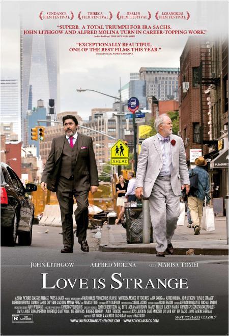 O Amor é Estranho (Love is Strange, 2014)