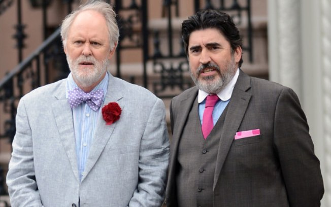 Ben (John Lithgow) e George (Alfred Molina)