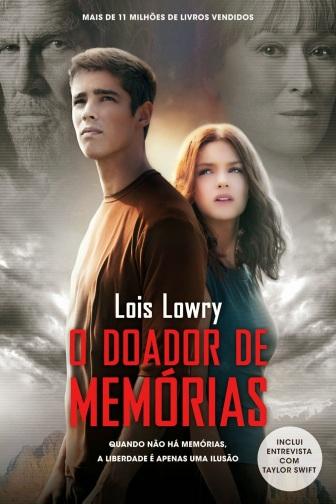 O Doador de Memórias, de Lois Lowry