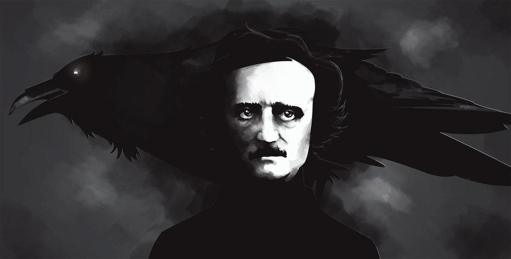 Resultado de imagem para lançamento do poema o corvo