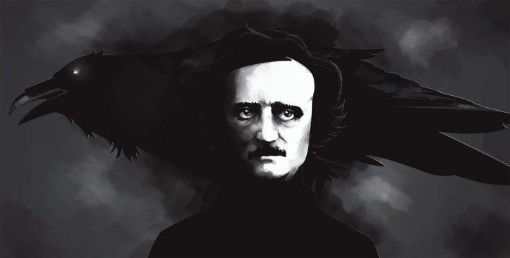 poe corvo raven by twistedsynapses