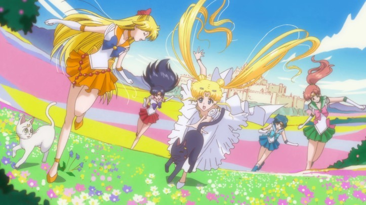 Sailor Moon Crystal 03