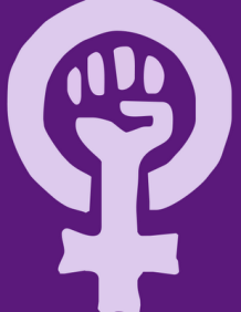 Símbolo da Luta Feminista