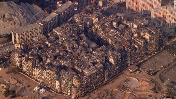 Cidade Murada de Kowloon (Hong Kong)