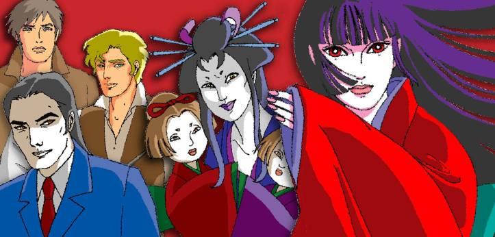 Personagens de Kaori