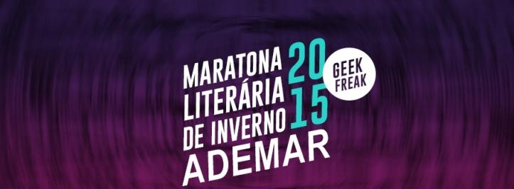 Maratona Literaria de Inverno (Logo Ademar)